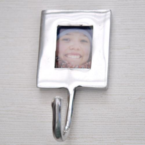 Krok Fotoram med glas