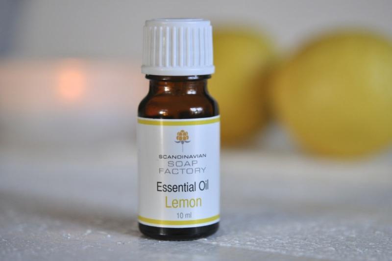 Eterisk olja - Citron