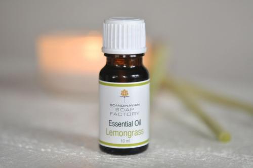 Eterisk olja - Citrongräs