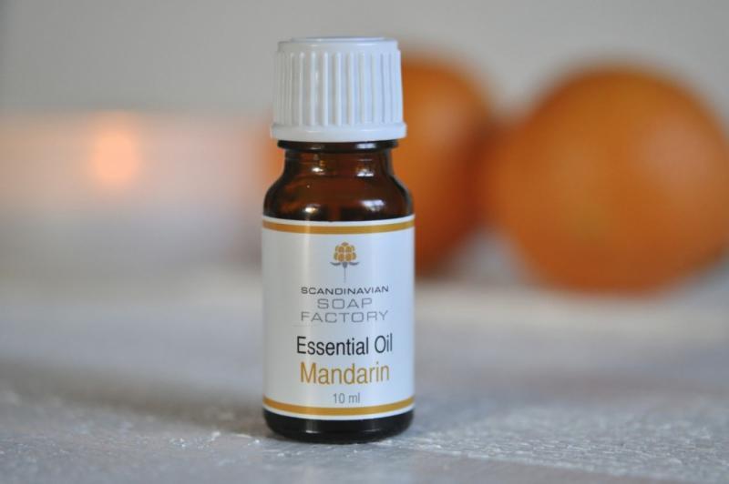 Eterisk olja - Mandarin
