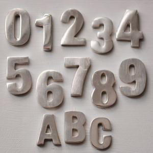 siffror brevlåda