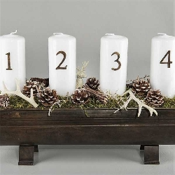 1-4 Adventssiffror