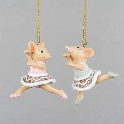Ballerinamöss Par