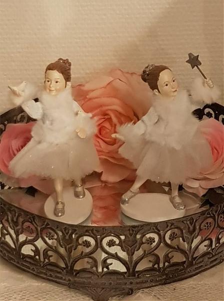 Balettflickor
