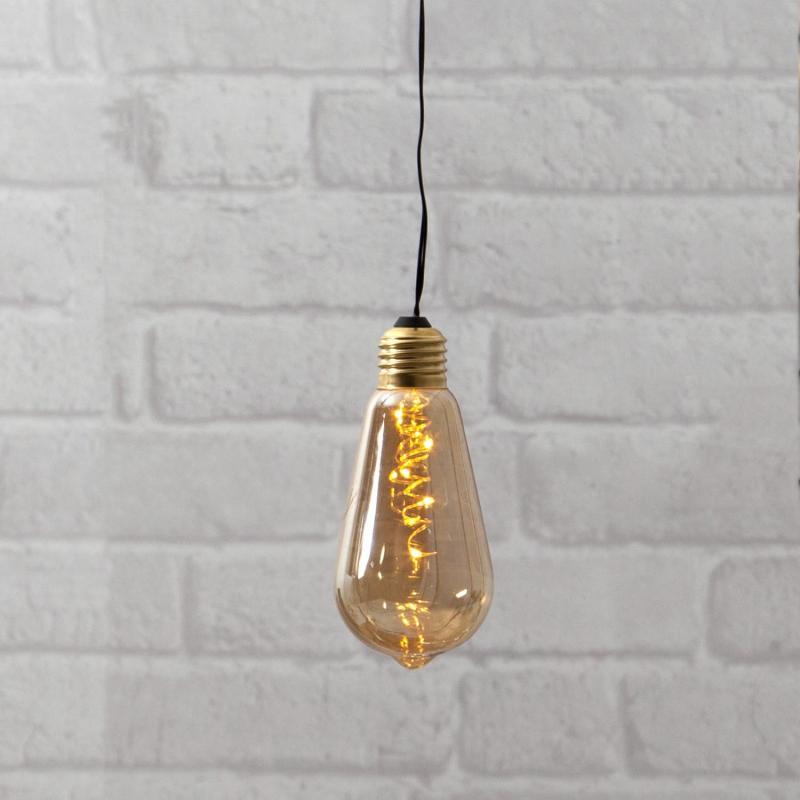 Hängande Dekoration Glow - Amber