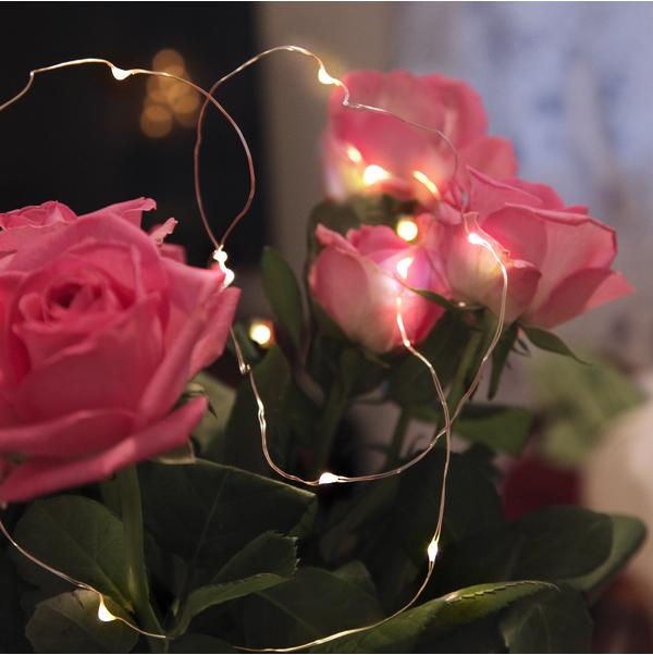 Ljusslinga LED Dew Drops