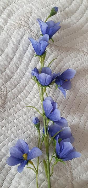 Blåklocka - Blå - 65 cm