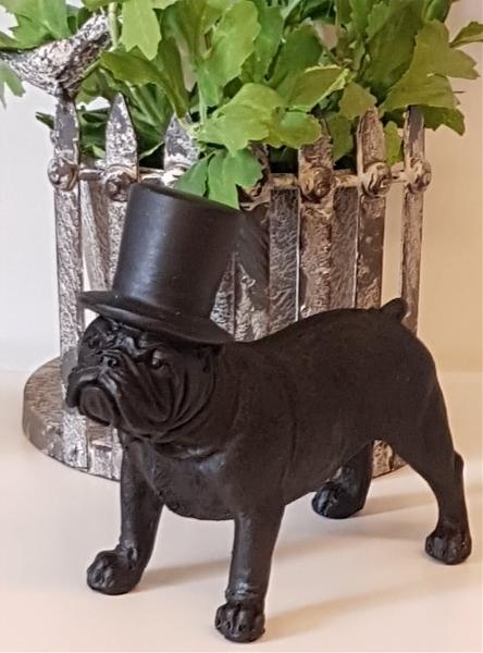 Joy Bulldogs Med Hatt
