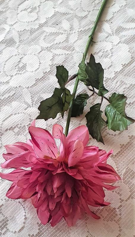 Dahlia Ljus Lila - 45 cm