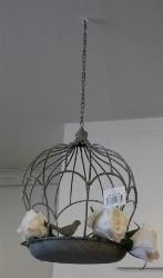 Dekorativ fågelbur
