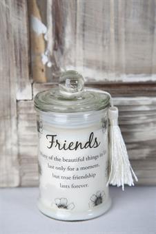 Doftljus Friends