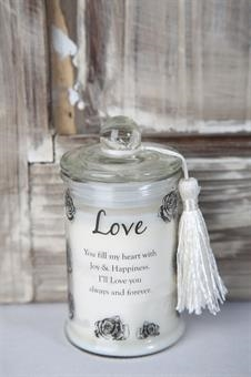 Doftljus Love
