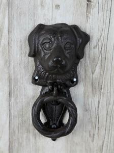 Dörrkläpp Hund Gjutjärn