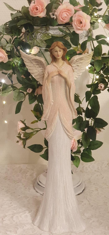 Ängel Elegant Bedjande