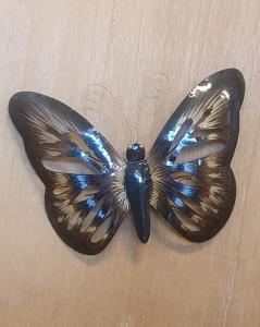 Fjäril Vägg