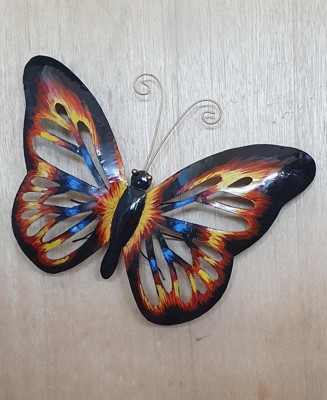 Smide Fjäril - Vägg