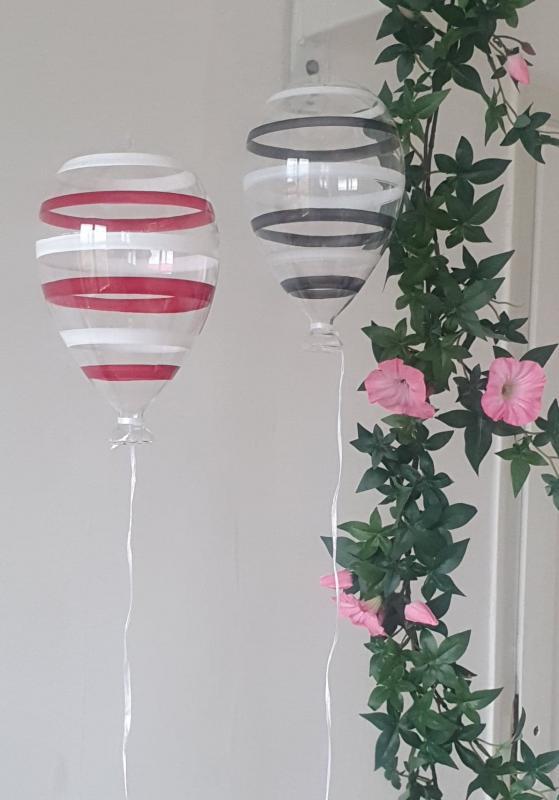Glasballong