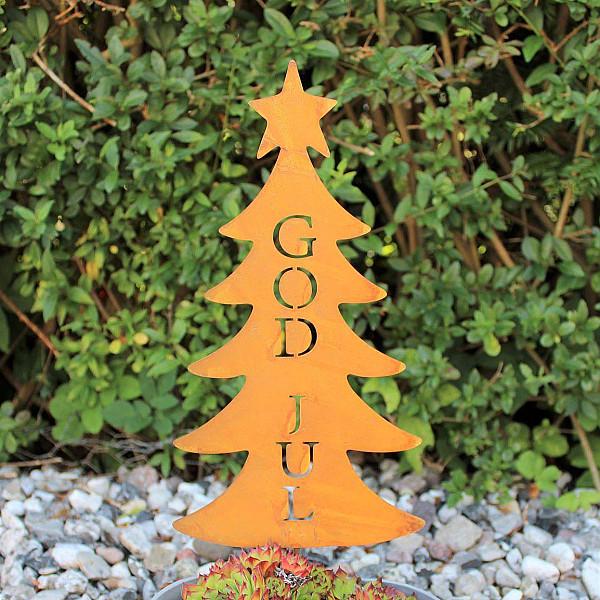 Gran God Jul Stick - Rost