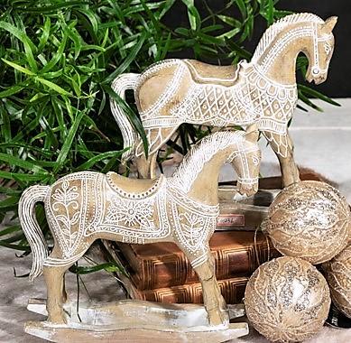 Dekoration Häst