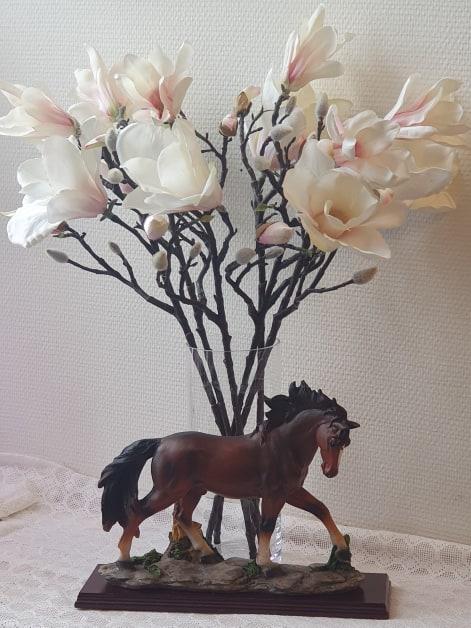 Hästprydnad
