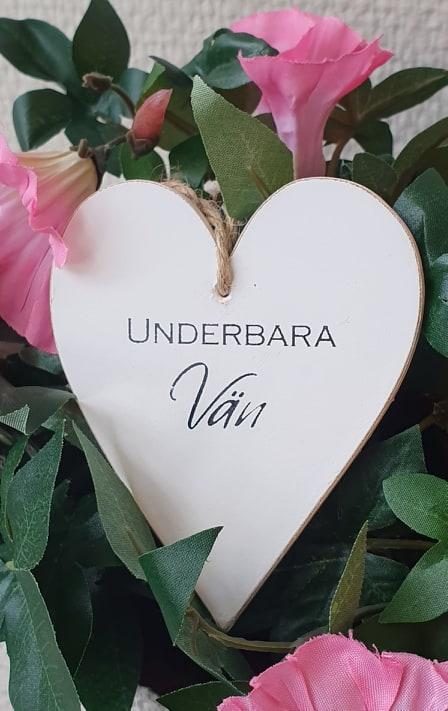Hjärta - Underbara Vän