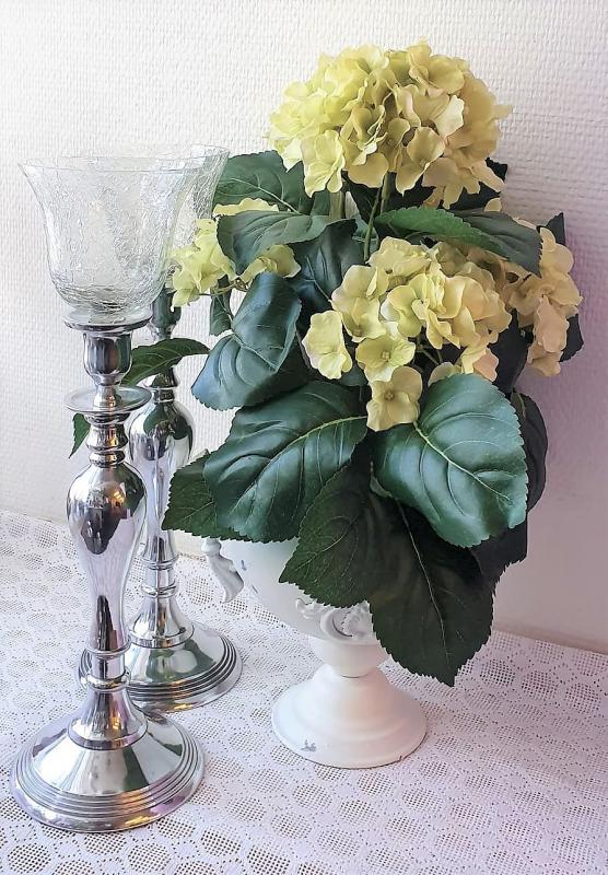 Hortensia Ljusgrön - 37 cm