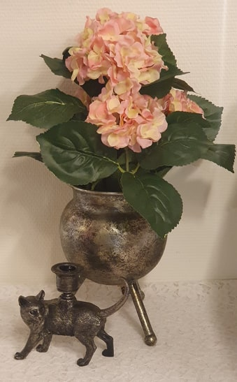 Hortensia - Rosa - 37 cm