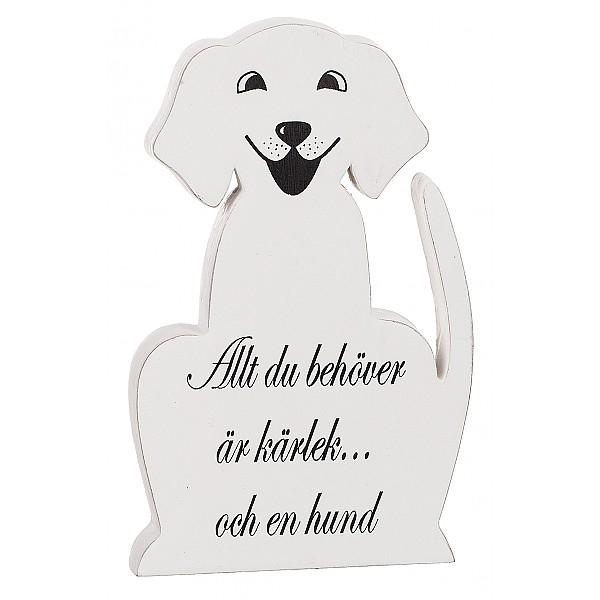 Hund - Allt Du Behöver Är Kärlek Och En Hund
