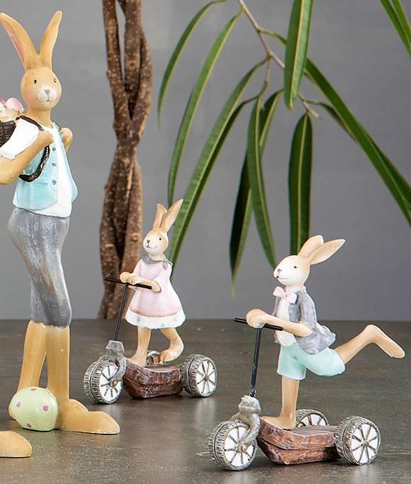 Kaniner På Cykel 2 - Pack