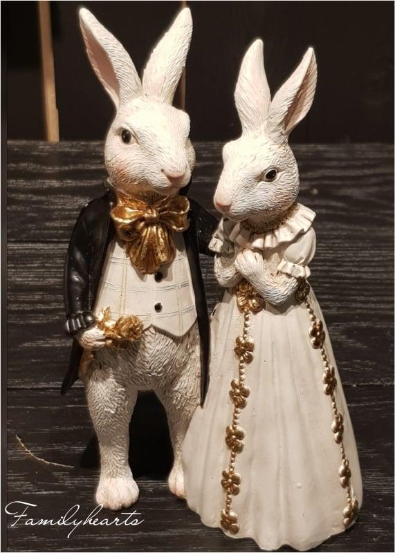 Herr & Fru Kanin