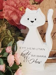 Katt - Ett Hem Utan Katt Är Bara Ett Hus