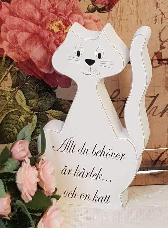Katt - Allt Du Behöver Är Kärlek Och En Katt