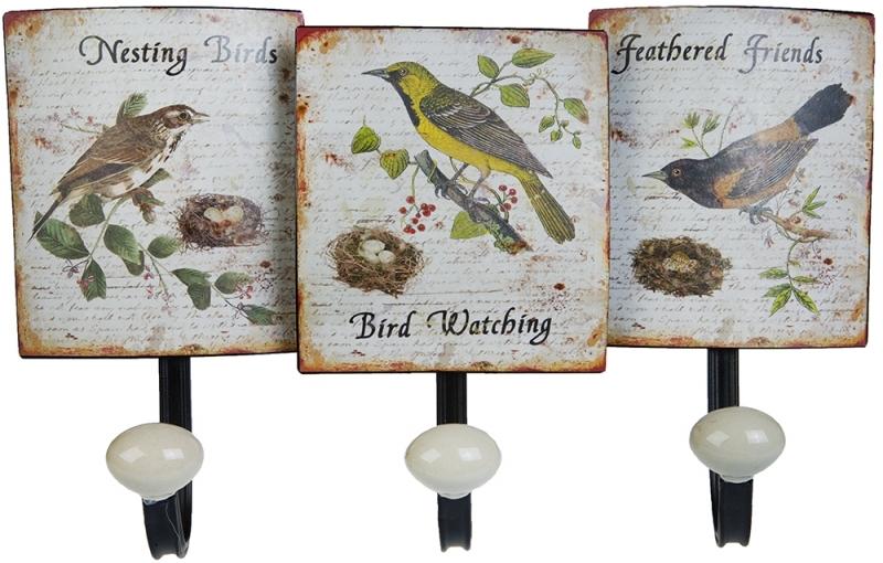 Klädkrok Fåglar