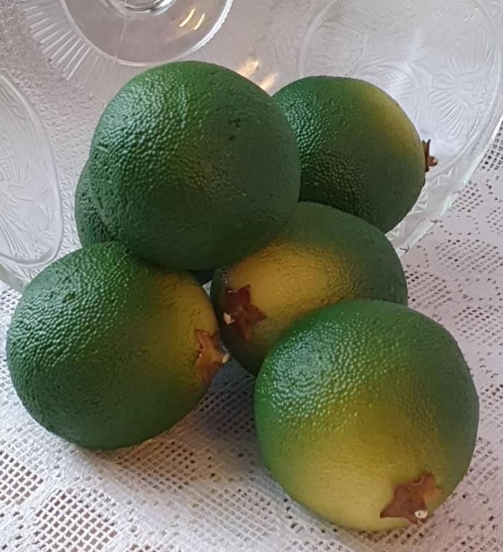 Konstgjord Lime 6 cm