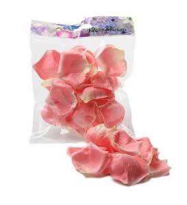 Konstgjord Rosblad Flytande - Rosa