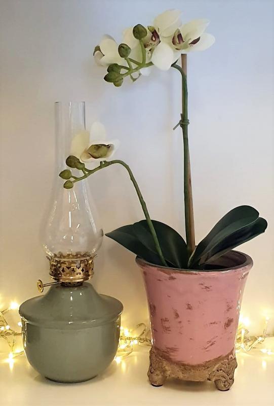 Konstväxt Orkidé 45 cm