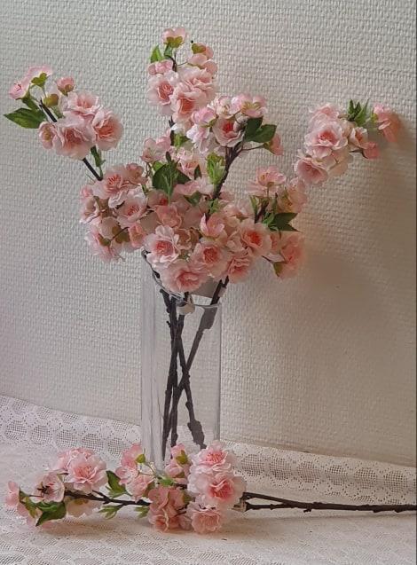 Körsbärsblom - Rosa - 45 cm