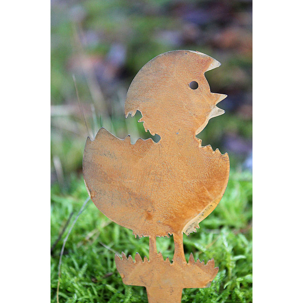 Kycklingen Blixten - Rost