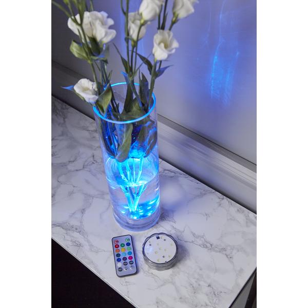 LED Ljus Water Candle - Multifärgat