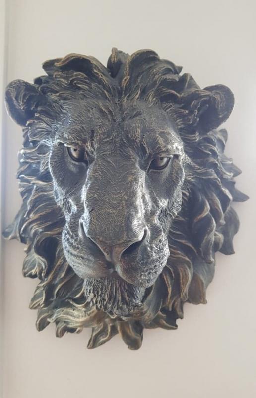 Väggdekoration Lejon
