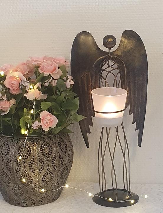 Ljushållare Ängel Smide