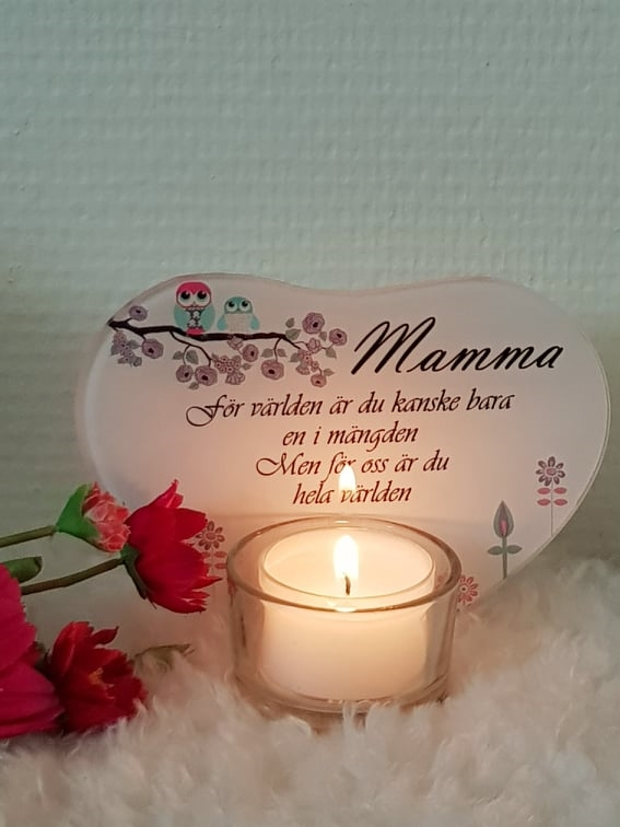 Mamma Ljushållare