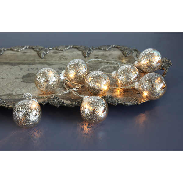 Ljusslinga Silver