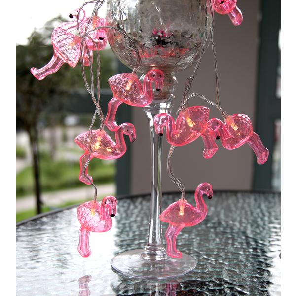 Partyslinga Rosa Flamingo