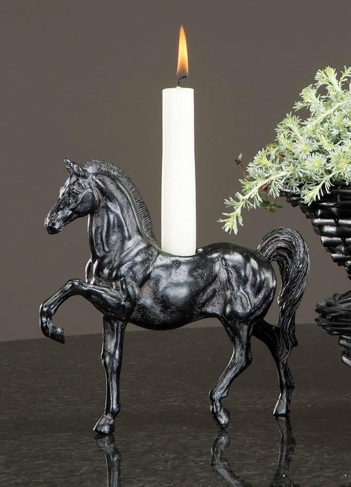 Ljusstake Häst