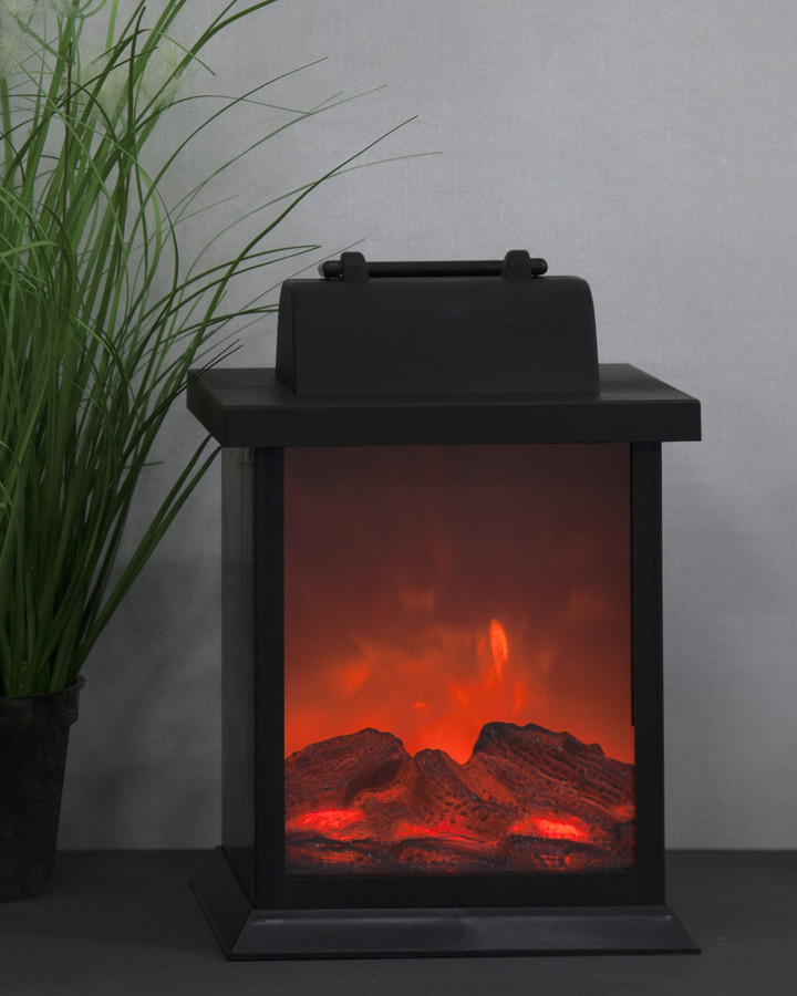 LedLykta Fireplace