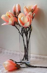 Magnolia - Orange - 40 cm