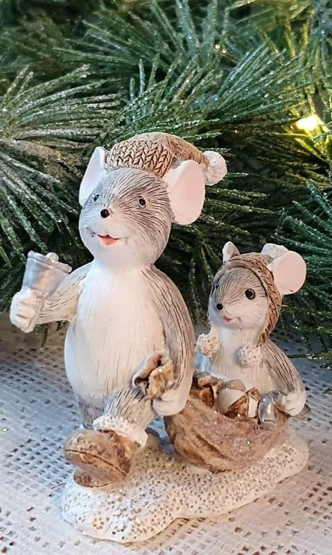 Julmöss På Äventyr