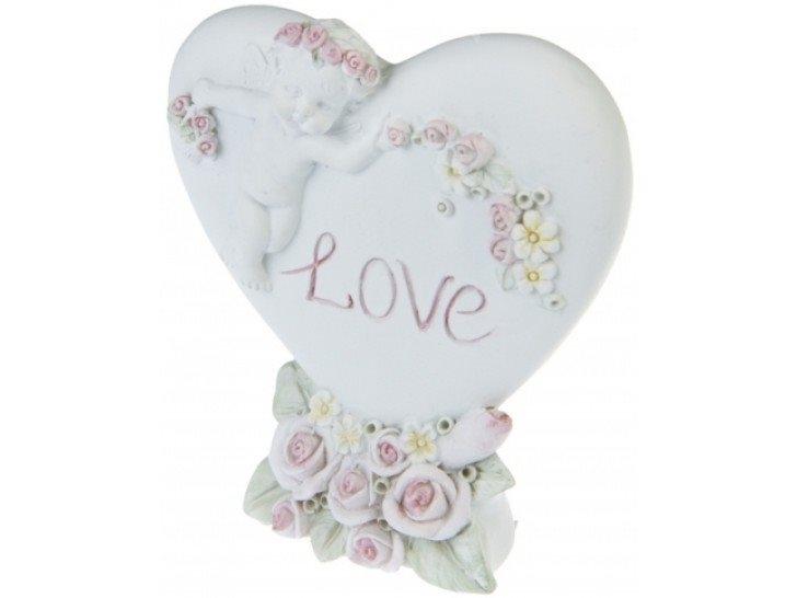 Ängel Med Hjärta - LOVE
