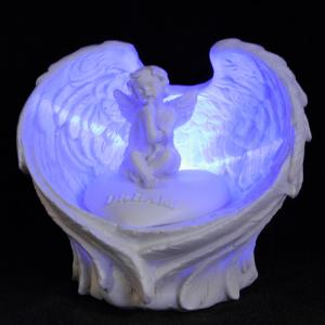 Ängel med LED - Lampa Dream